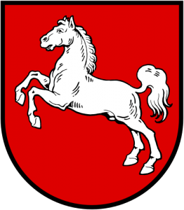 Niedersachsens Wappen (Quelle: laenderservice.de)