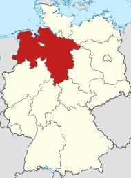 Niedersachsen (Quelle: wikipedia)