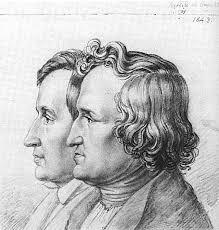 Die Gebrüder Grimm (Quelle: wikipedia)