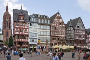 Frankfurt, Römer (Quelle: wikipedia)